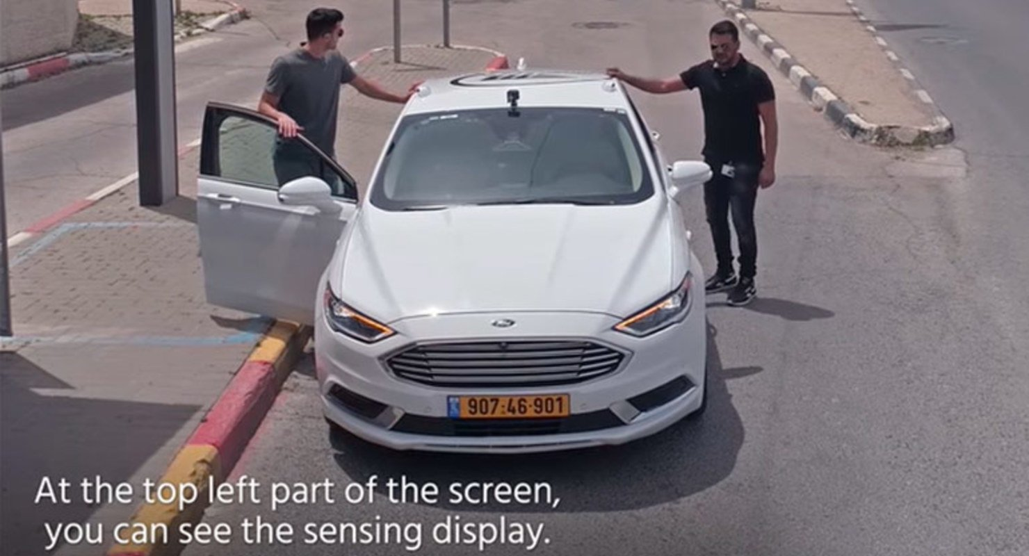 Mobileye получил допуск к тестированию беспилотников в Нью-Йорке Автомобили