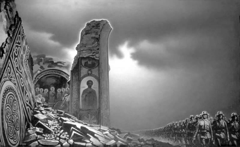Как русский народ приговорили к уничтожению