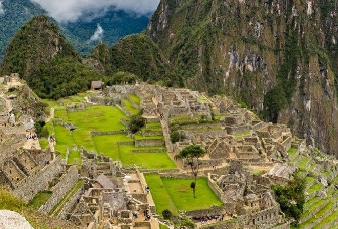 Пять столпов Перу или почему…
