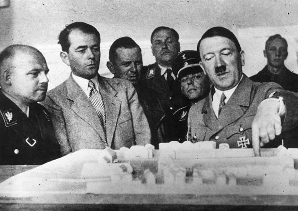 Кого бы Гитлер поставил упра…