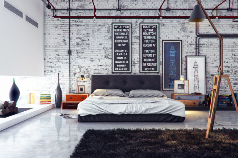 Мужская спальня (39)