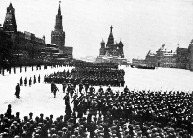 История Второй мировой: куда дошли немцы под Москвой?