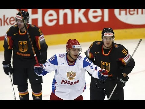 хоккей: Россия против Германии, Финал Олимпиады 2018