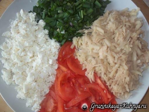 Мохракула - ленивые рачинские хачапури (6)