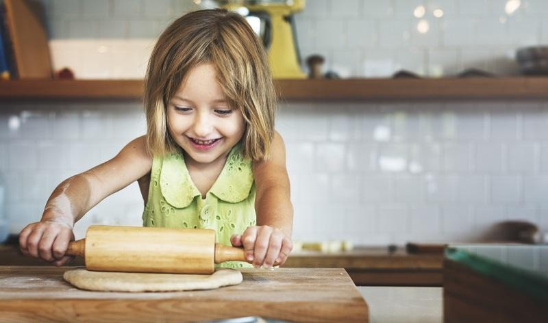 5 проверенных и безопасных рецептов для вшего маленького шеф-повара
