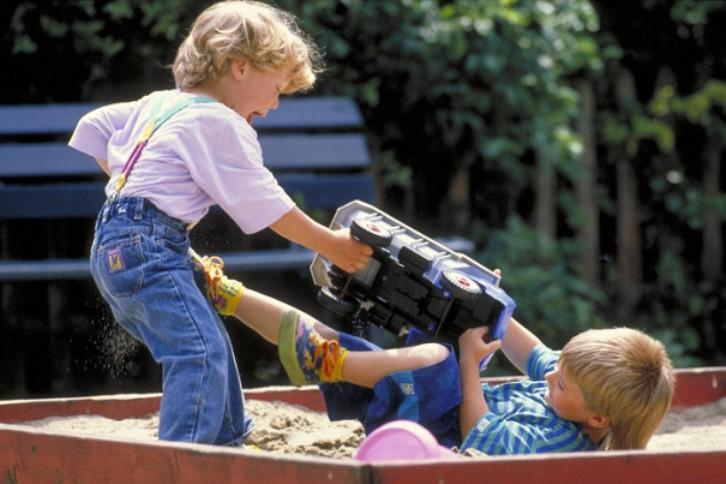 Русский пацан быстро сообразил, как не давать себя обижать в бельгийском детском саду