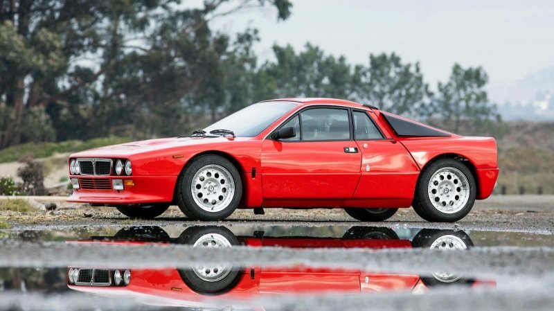Lancia Rally 037 Stradale, п…