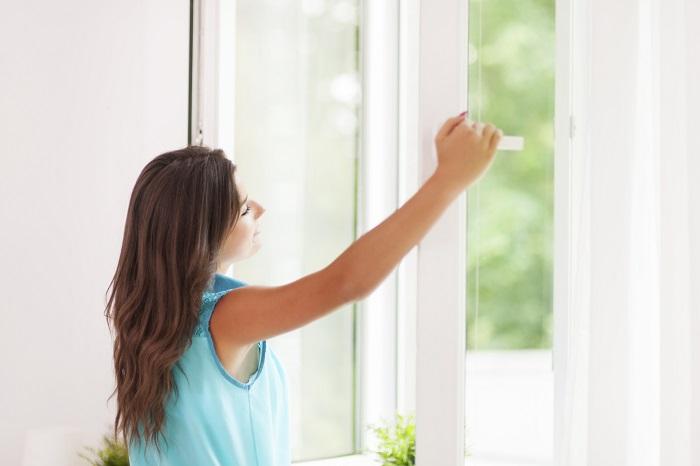 Качественное проветривание наполнит комнату чистым воздухом