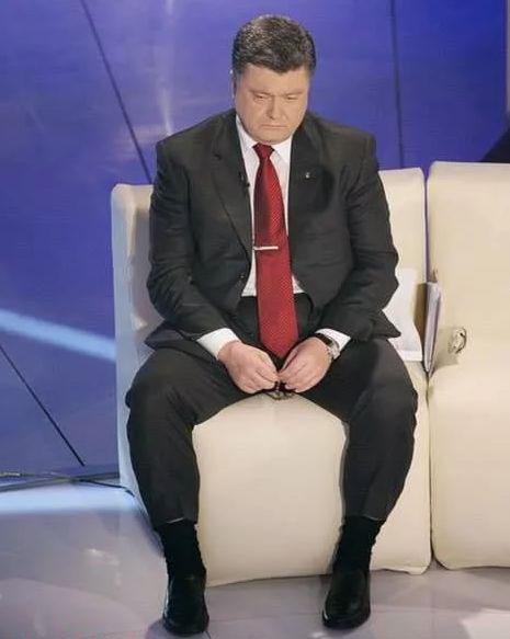 Первый и последний срок Порошенко