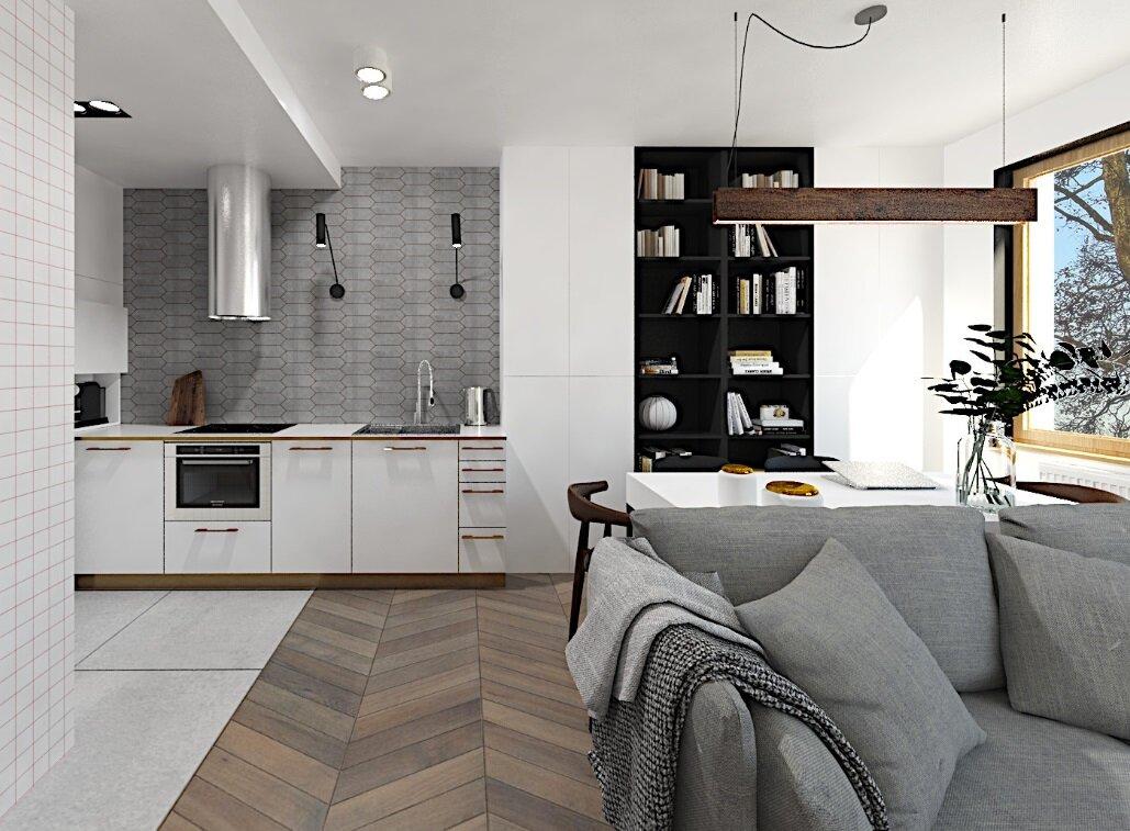 Стандартные квартиры в Польше, почему у поляков нет отдельной кухни?
