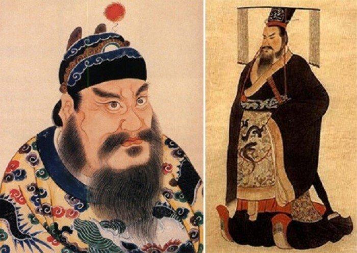 Первый китайский император пытался найти эликсир бессмертия