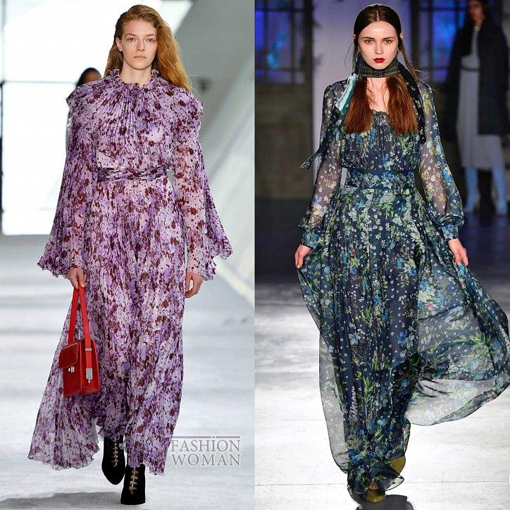 Модные принты осень-зима 2019-2020 фото №14