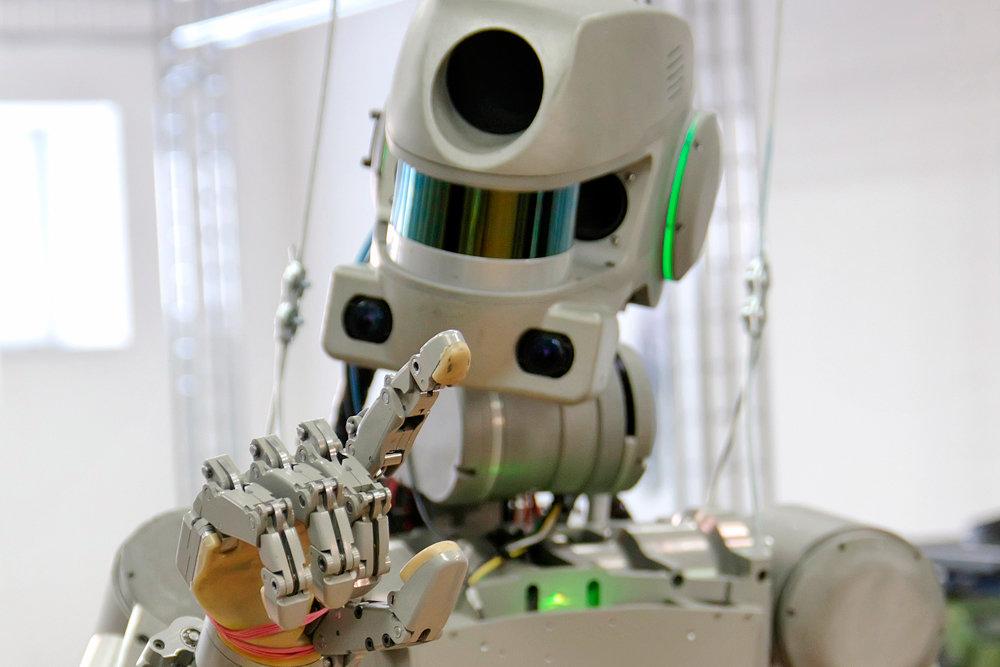 Уральские роботы заменят люд…