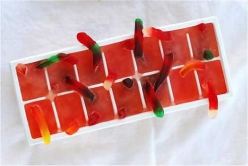 Гениальные способы использования формочек для льда