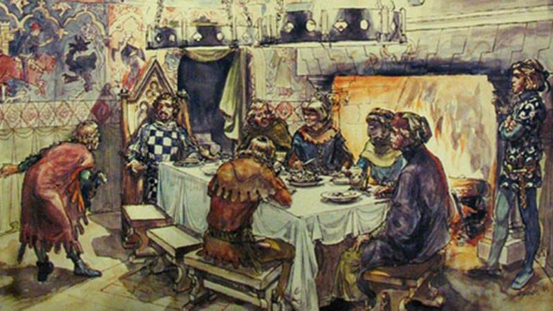 7. Вильгельм де Варенн. 1055 — 24 мая 1088 ($134 млрд.) Богатейшие люди, богатство