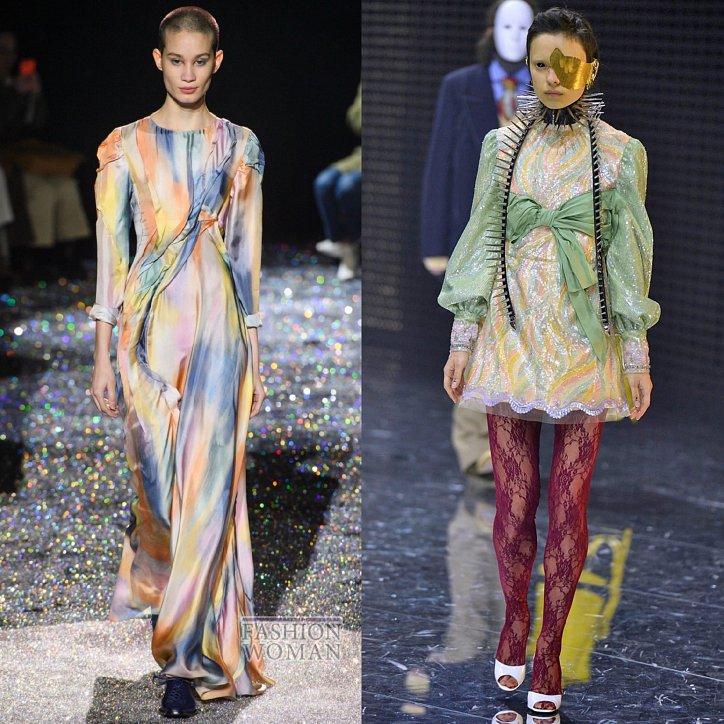 Модные принты осень-зима 2019-2020 фото №29