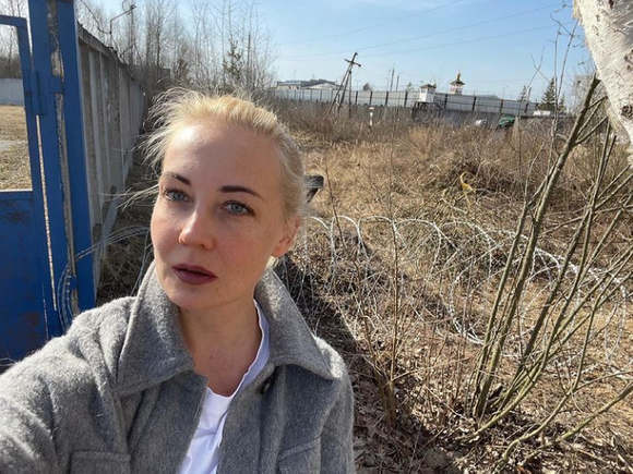 Юлия Навальная после свидания с мужем: Никогда не видела, чтобы кожа так обтягивала череп