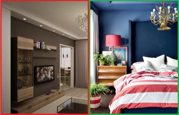 7 ошибок при использовании темных цветов в интерьере, которые превращают квартиру в каморку идеи для дома,интерьер и дизайн