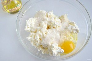 Сырники: классический рецепт - фото шаг 2
