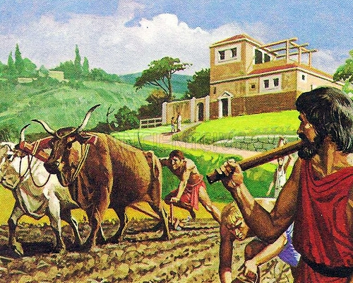 Кто научил человечество земледелию и сельскому хозяйству?