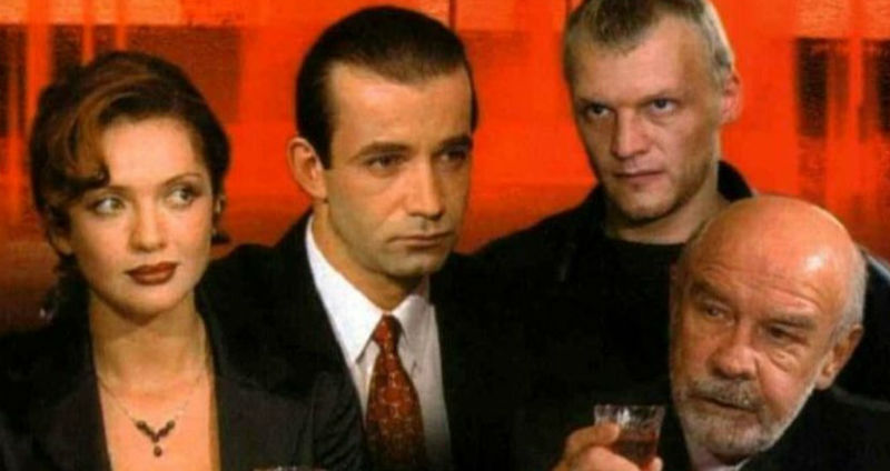 Любопытное о съемках «Бандитского Петербурга»