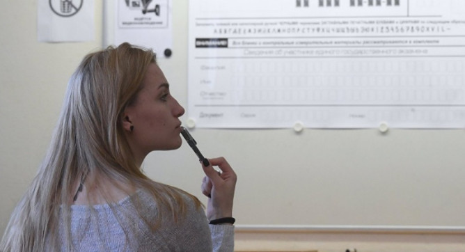 В Татарстане школьнице пришлось снять белье, чтобы пройти на ЕГЭ