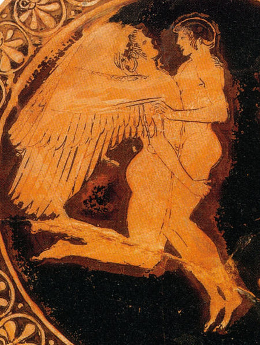 Homosexuality in ancient history