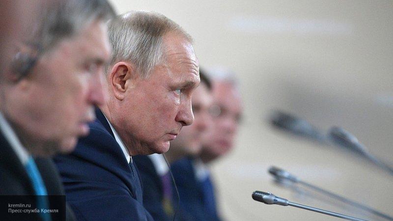 Путин рассказал об отношении курдов к военной полиции РФ в Сирии