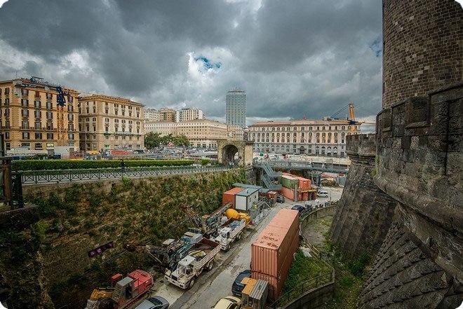 Незабываемый Неаполь