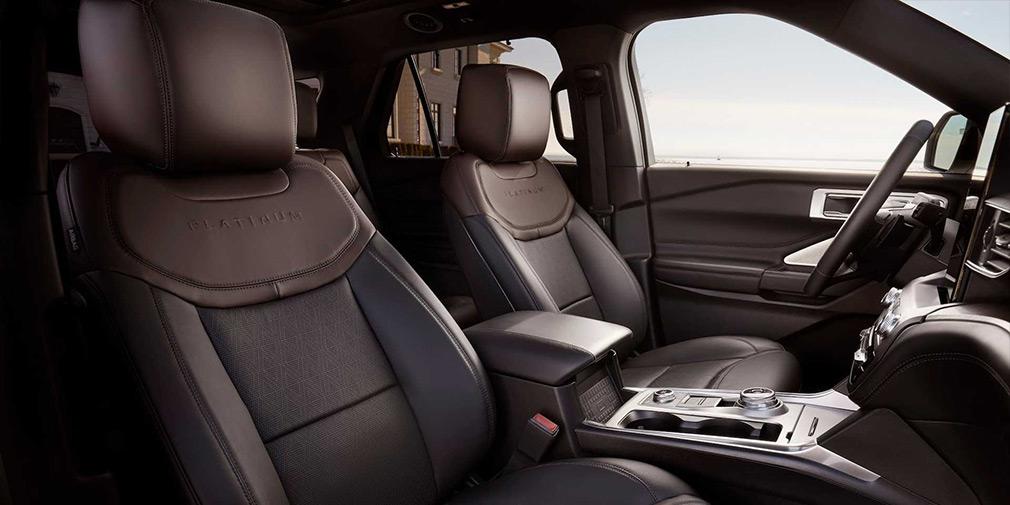 Новый Ford Explorer получил заднеприводную платформу ford explorer