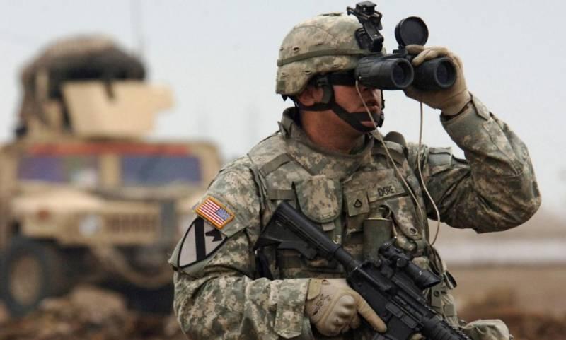 Откровенный разговор с американским военным в Сирии