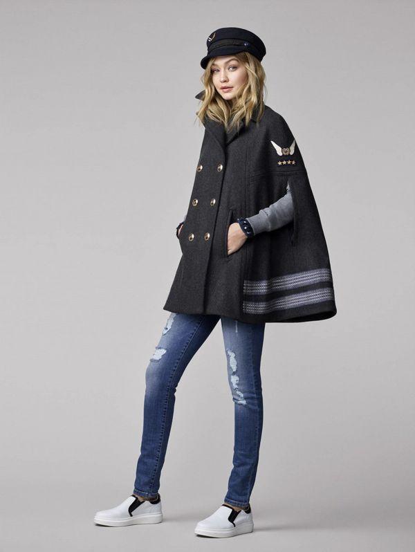Дерзкое пальто без рукавов. Несколько полезных советов