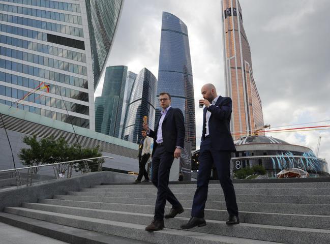 Москва вошла в список экономически привлекательных субъектов федерации