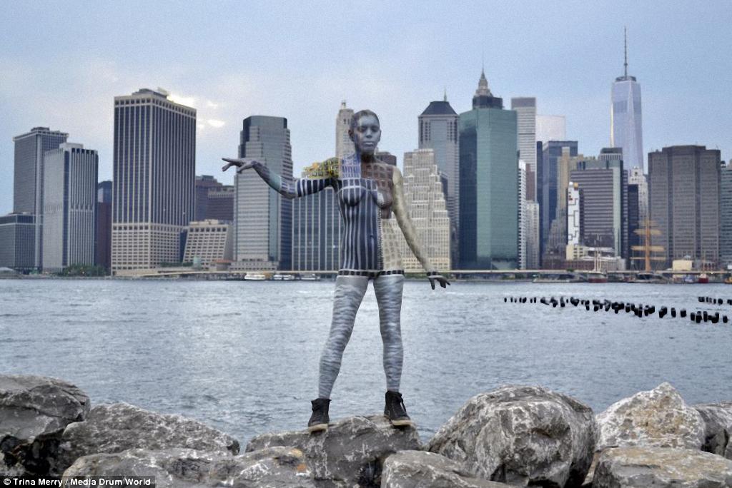 Женщины-невидимки в Нью-Йорке