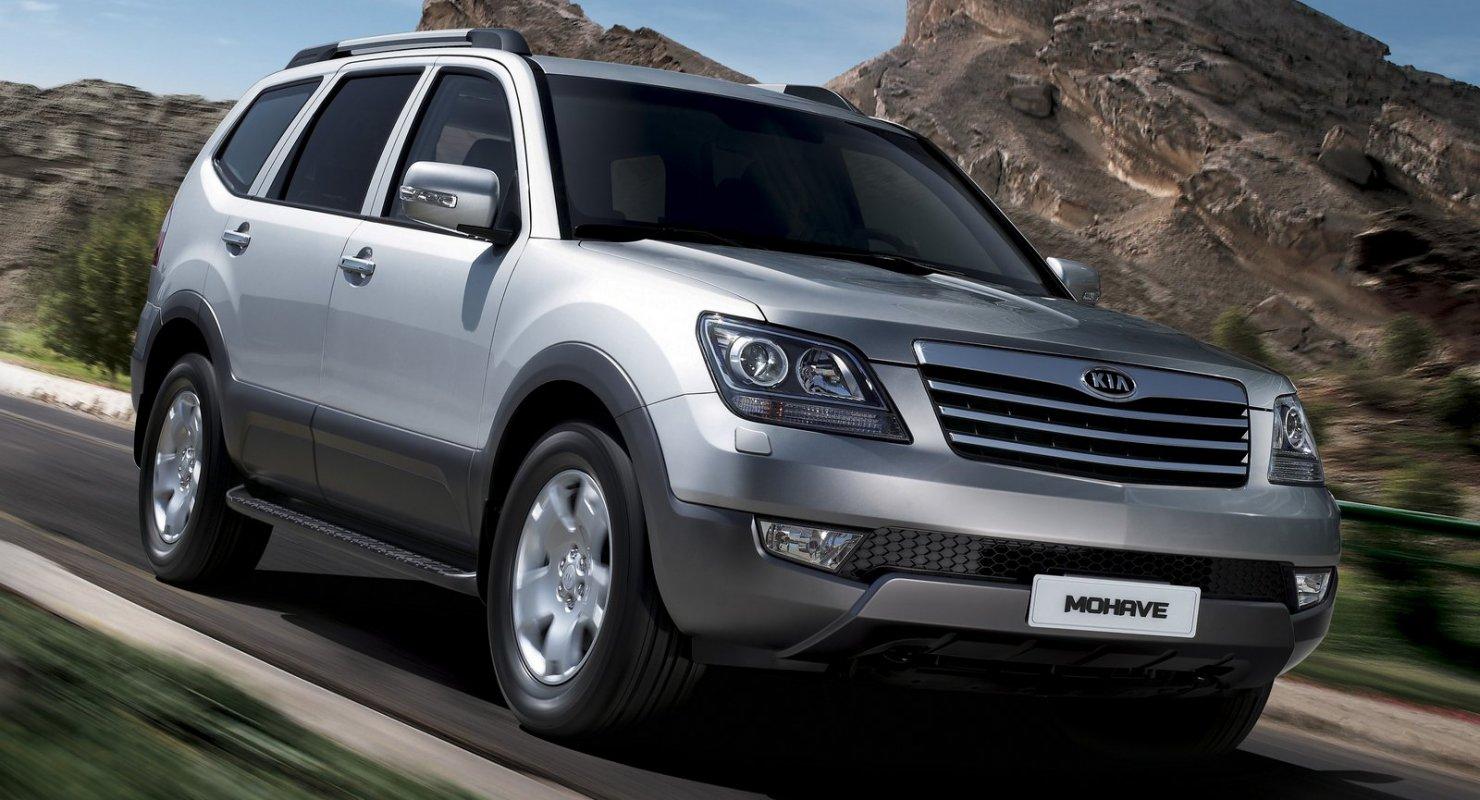 Самые востребованные внедорожники на российском рынке Автомобили