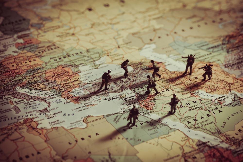 МИД Ирана: США мешают сирийской армии вернуть контроль над границей