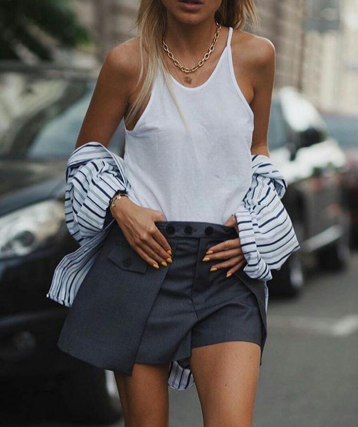 Красивые и актуальные юбки (подборка)