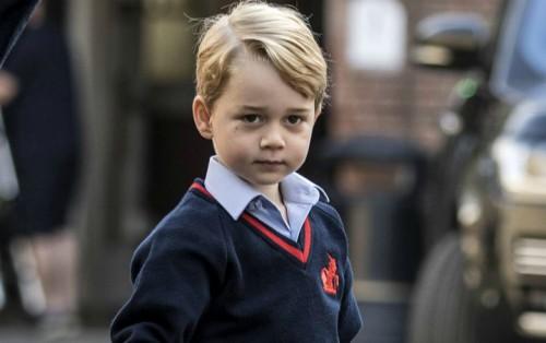 Сын принца Уильяма и Кейт Ми…