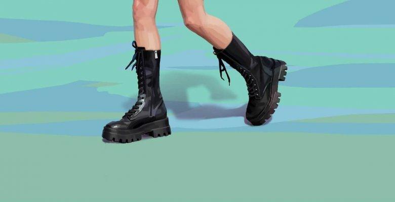 Обувные тренды осени-2020: у…