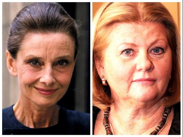 Почему российские женщины стареют хуже европеек