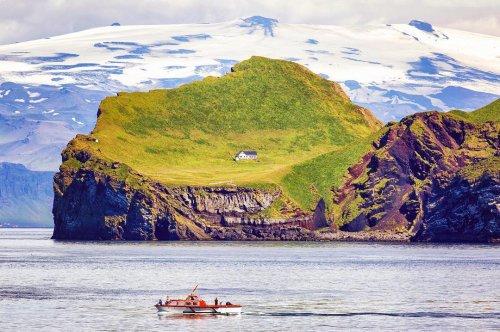 История самого уединённого дома на острове