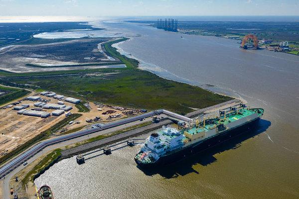 Первые танкеры с американским сжиженным газом уже прибыли в Европу