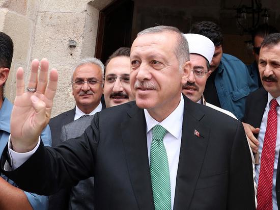 Ой! Эрдоган: мы говорим США …