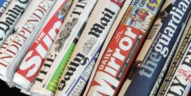 Британские СМИ начали с вост…