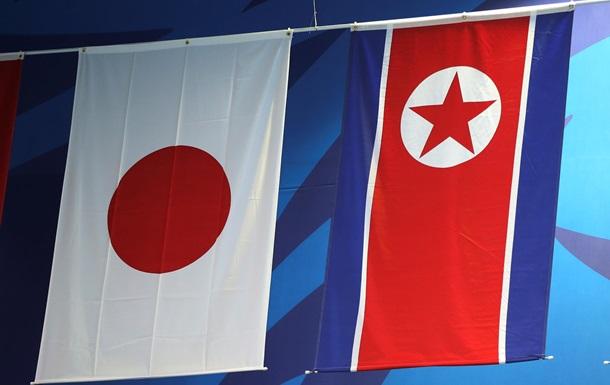 Япония выразила КНДР ноту протеста в связи с новыми ракетными испытаниями
