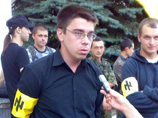 Украинский неонацист Однорож…