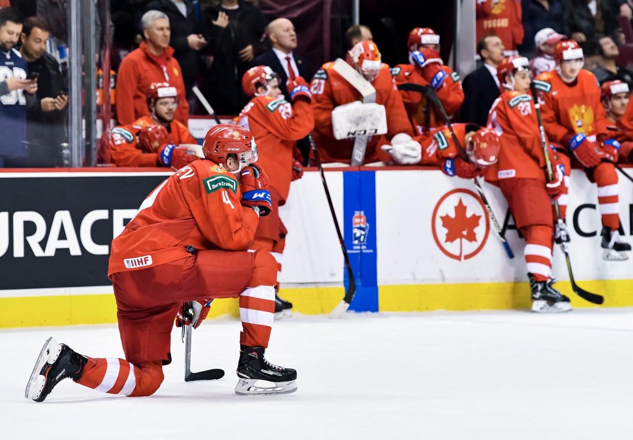 «Почему не засчитали наш гол?» Скандальные моменты матча Россия – США (видео)