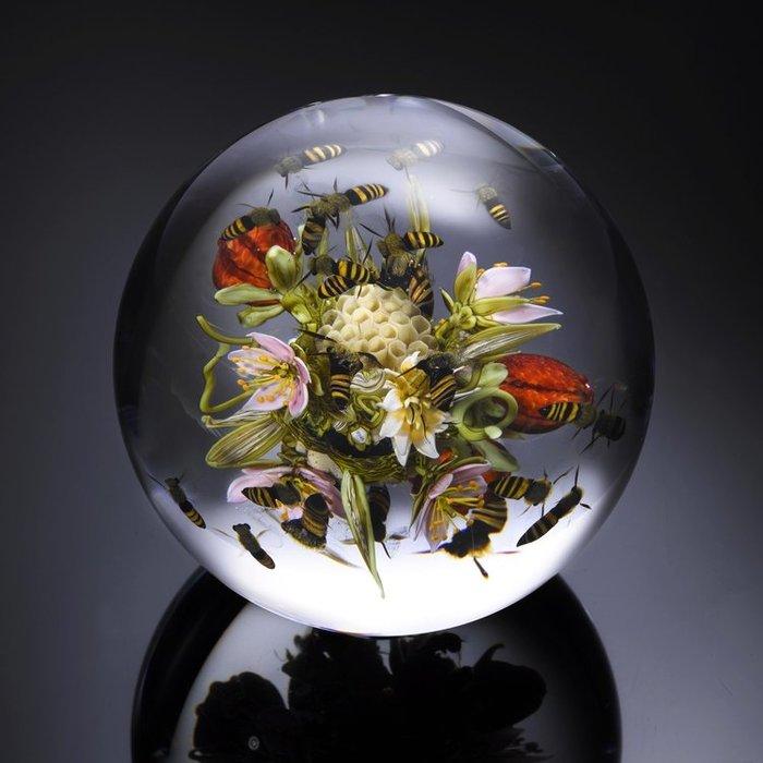 Необыкновенное искусство в стекле