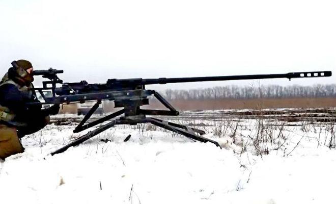 Сепаратист: самая мощная винтовка