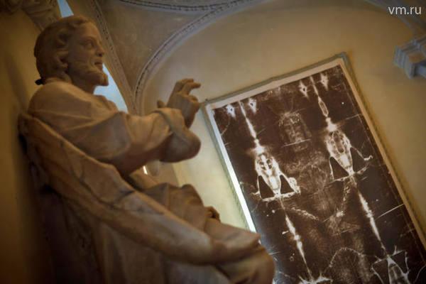 Ученые объявили Туринскую плащаницу подделкой